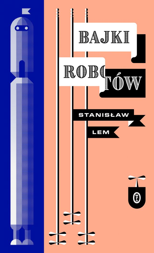 LEM_Bajki robotów_ilustrowane_m